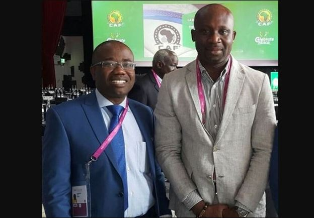 'BLOWS' at GFA as President Nyantakyi and Vice George Afriyie get at each others throat