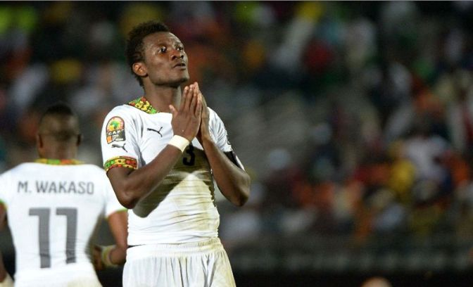 Asamoah Gyan reveals: Black Stars' preparation was chaotic