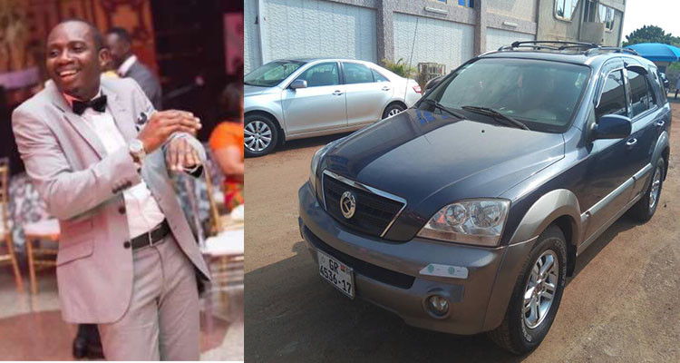 PROPHET KOBI GIFTS COUNSELLOR LUTTERODT CAR