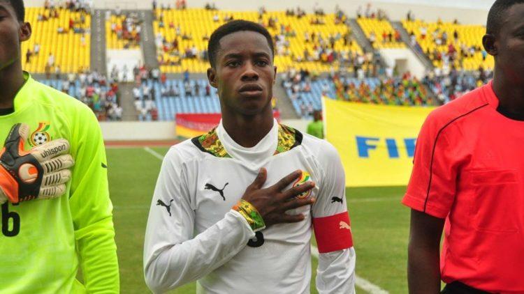 Ghana U17 captain Eric Ayiah signs for FC Porto ahead of World Cup