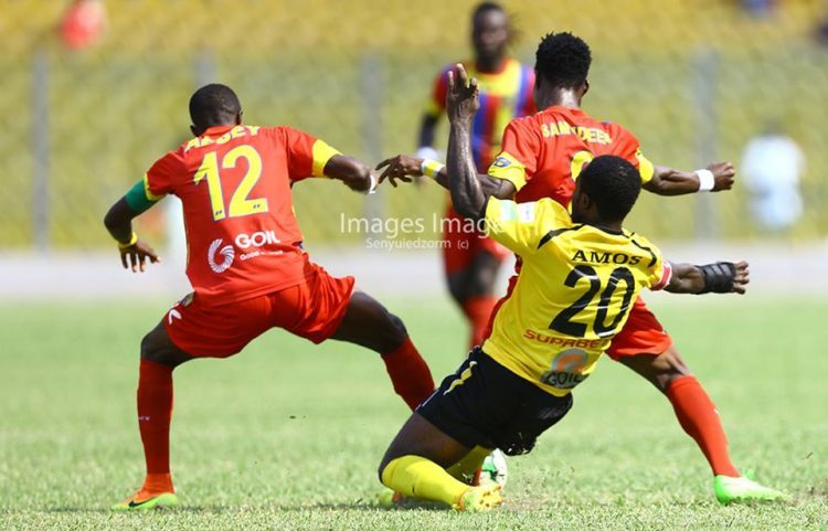 Kotoko vs Hearts clash on August 6; as Premier League goes on one month break