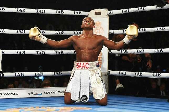 Isaac Dogboe to restore Ghana's boxing pride Saturday