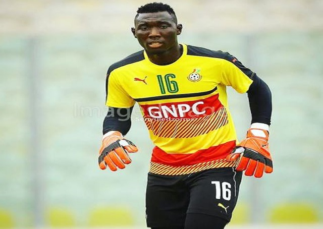 Black Stars keeper Richard Ofori joins PSL side Maritzburg United