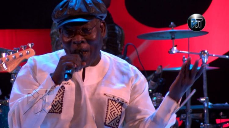 Legendary Highlife musician Paapa Yankson is dead