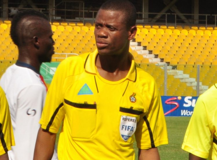 Video Assistant Referees will help us- Ref William Agbovi