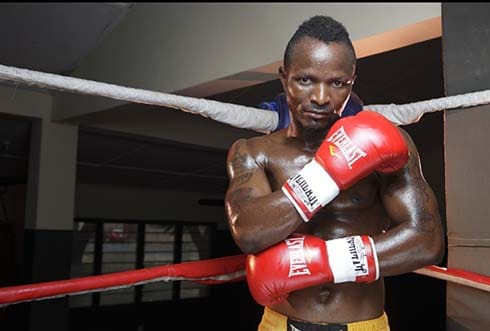 Kenya Boxing Federation Boss Slams Joseph Agbeko and team; Calls them unprofessional