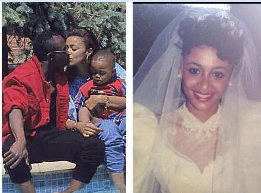 PHOTOS: Abedi Pele celebrates 30 years of marriage with Maha