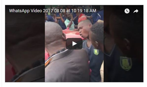 VIDEO: MECHANIC SHOT BY CLIENT AT ALAJO