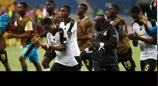 Ghana U17 coach sure of World Cup triumph in India