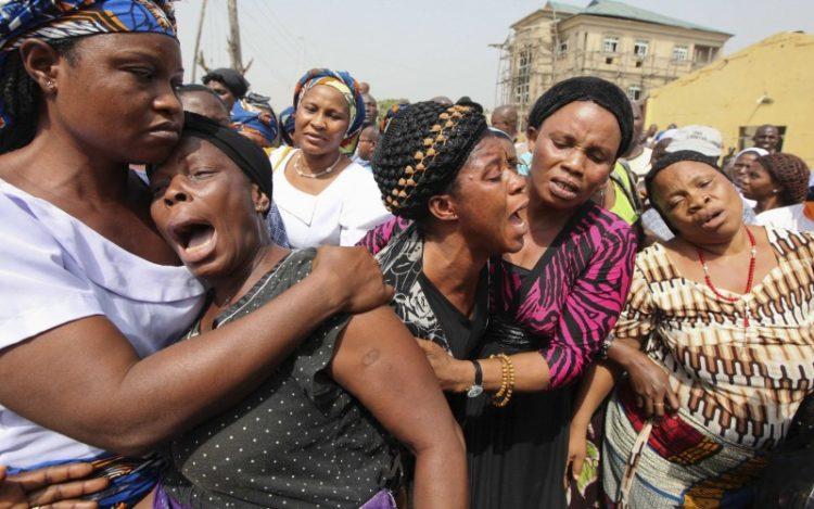 Several dead in Nigeria church attack