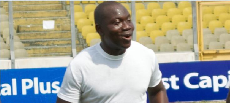 Dally-Gagba appointed as centre referee for Kotoko-Hearts Super Clash on Sunday