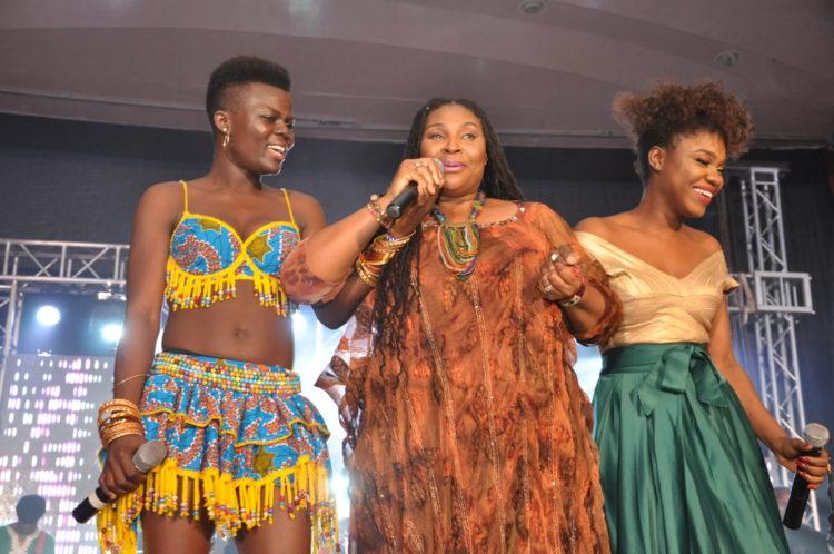 African Legends Night: Celebrating Ghana 60 Years On through music