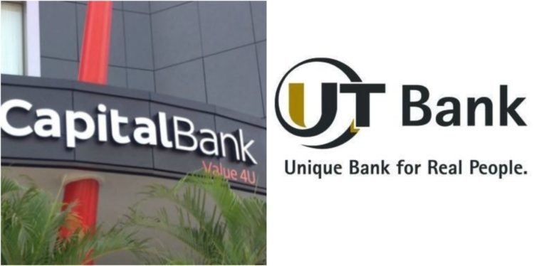GCB Bank takes over distressed UT and Capital banks