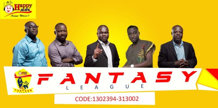 JOIN HAPPY SPORTS FANTASY LEAGUE