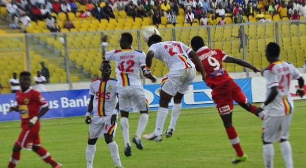 Kotoko and Hearts share spoils in crunch Super Clash