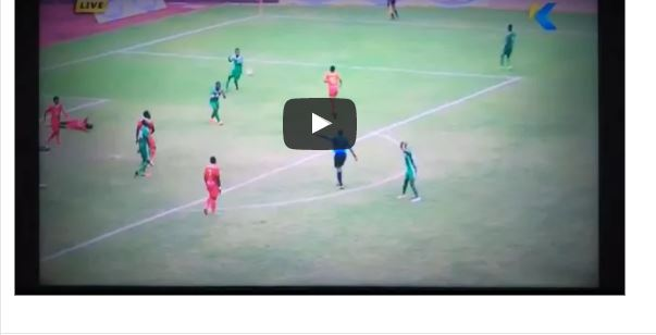 VIDEO: See Kotoko's penalty which Steve Pollack says is a bad call