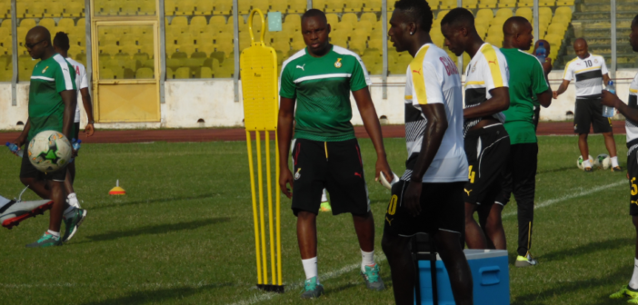 22 players report for first Black Stars training ahead of Congo clash