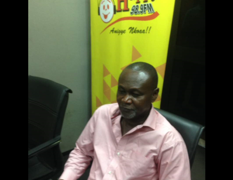 I'm the best man to reclaim power for NDC as flagbearer: Hon Namoale