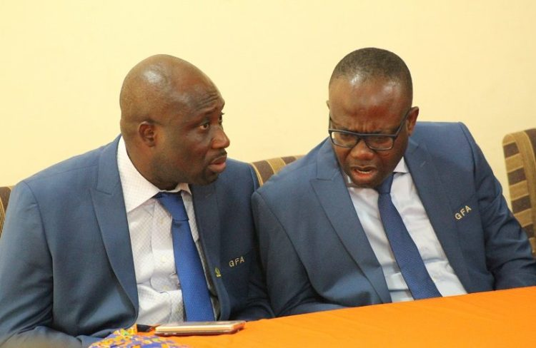 """GEORGE AFRIYIE MUST STEP DOWN AS GFA VICE PRESIDENT""- EXCO MEMBER SUGGESTS"