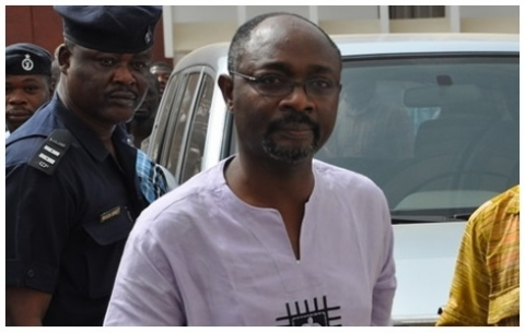 Armed soldiers storm Woyome's home