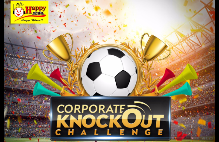 Happy FM Corporate Knockout Challenge