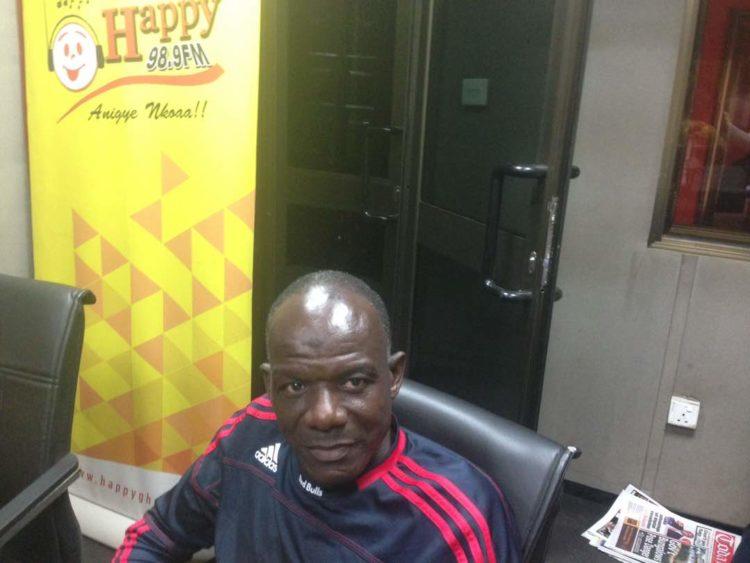 Kwesi Appiah still needs experienced players in the Black Stars- Damba