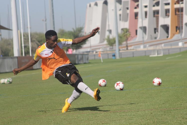 PHOTOS: Black Starlets Intensify Training At Abu Dhabi