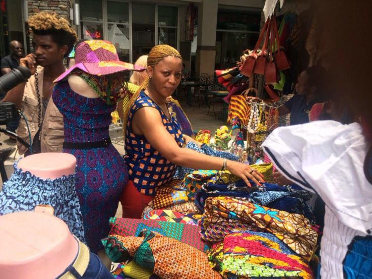 Accra Mall Hosts e. TV Made in Ghana Month Exhibition