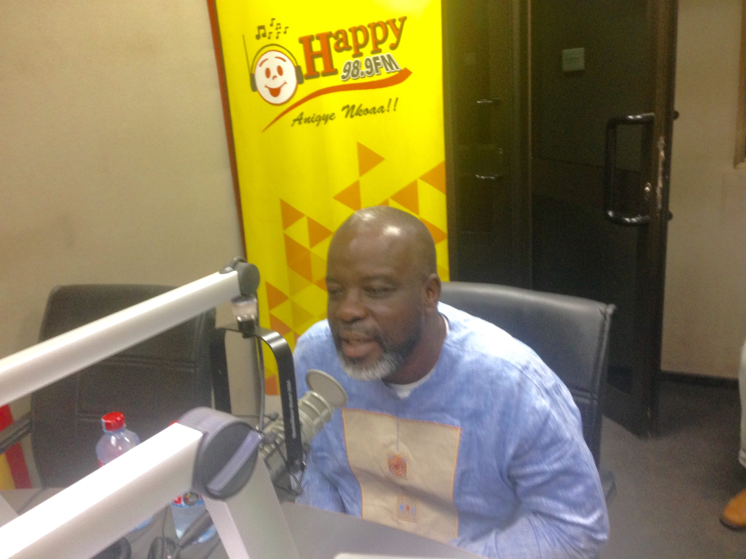 I'll Only Contest For GFA President If Nyantakyi Gives Me Green-light- Osei Palmer