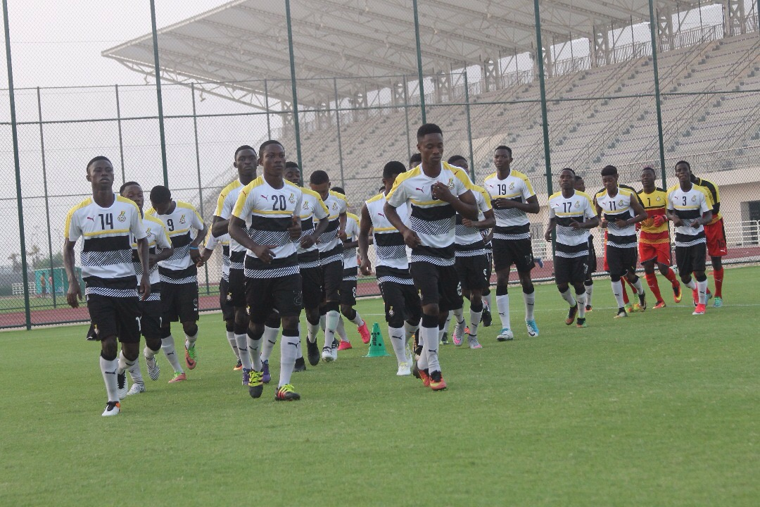 Black Starlets Squad Numbers For India World Cup Revealed