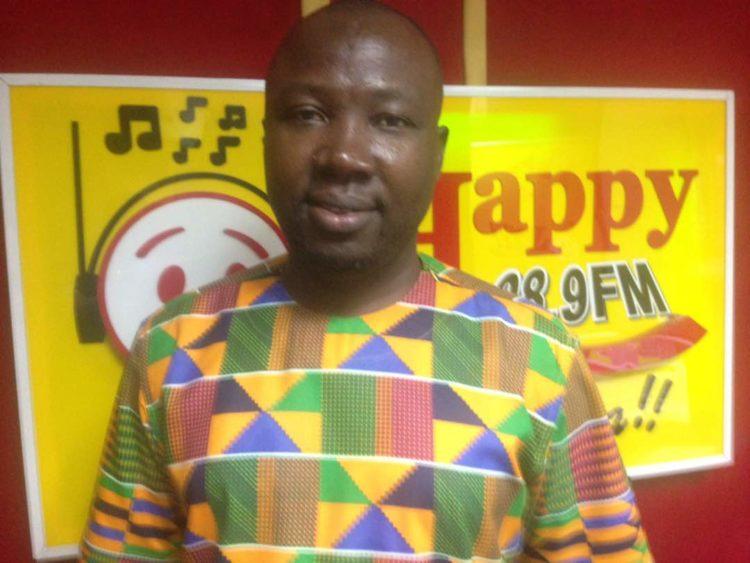 Happy FM's Joe Debrah lands WAFU appointment