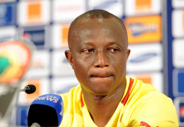 Kwesi Appiah Optismistic Of Black Stars Qualification To 2018 World Cup
