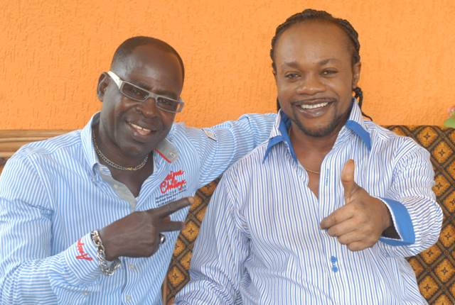 DADDY LUMBA, AMAKYE DEDE FOR 2017 VODAFONE AFRICAN LEGENDS NIGHT