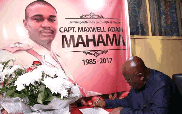Speed Up GHc 500,000 Trust Fund For Late Maj Mahama's Wife And Children- Family Friend Cries