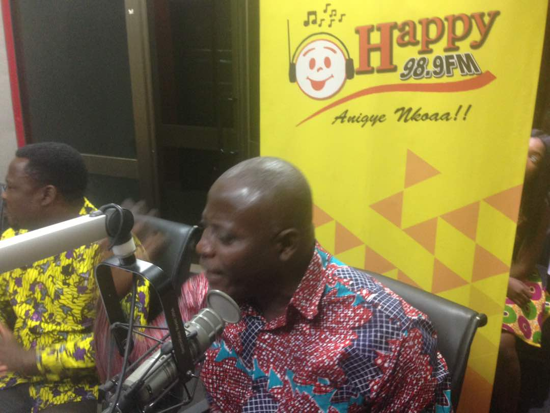 NDC Supporters Are Possessed with Spirits- Omari