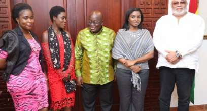 Rawlings Storms Flagstaff House With Students