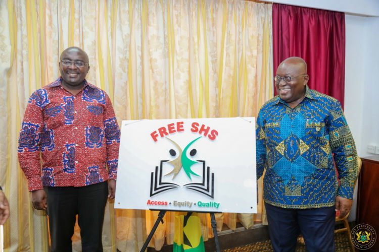 FEE FREE SECONDARY EDUCATION - A DEMOCRATIC DIVIDEND FOR THE GHANAIAN VOTER