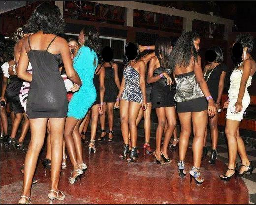 Nigerian grabbed for recruiting girls for prostitution