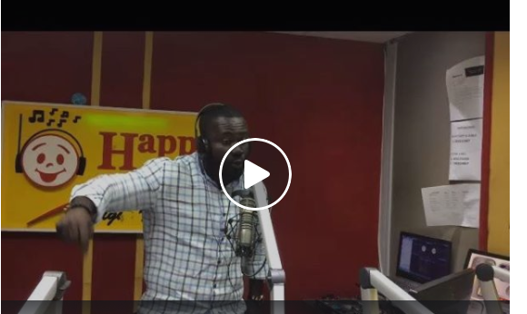 VIDEO: Happy FM's Kwame Afrifa-Mensah Jabs Otumfour's detractors
