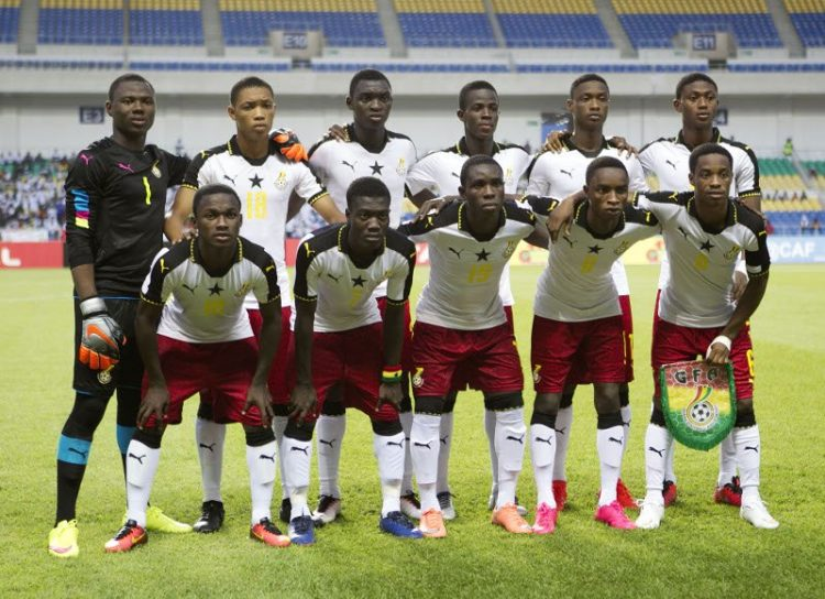 Paa Kwesi Fabin Makes One Change To Starlets Starting Line-up Against USA