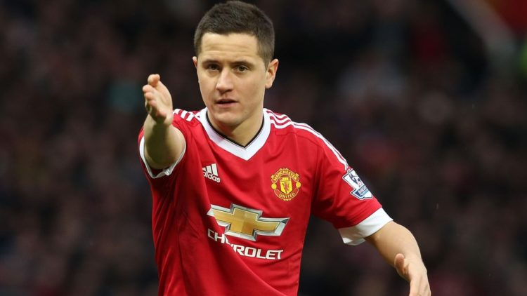 Manchester United Prepared to Activate Ander Herrera's One Year Extension as Contract Talks Stall
