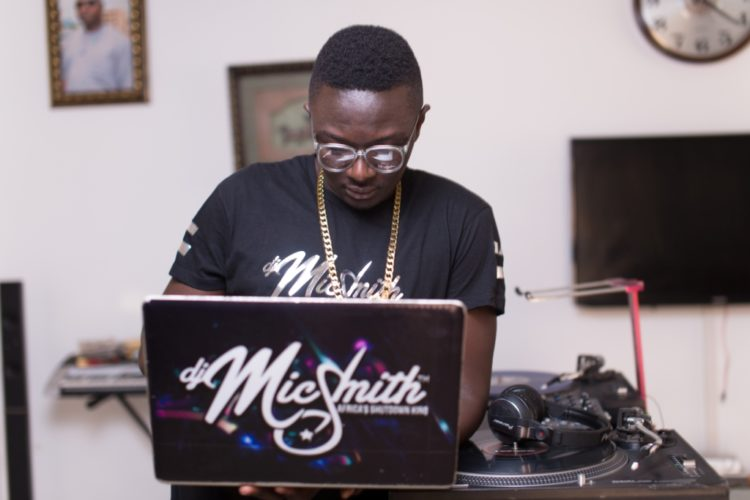 DJ Mic Smith to shutdown Accra on his 10th year with the biggest DJ Concert in Ghana