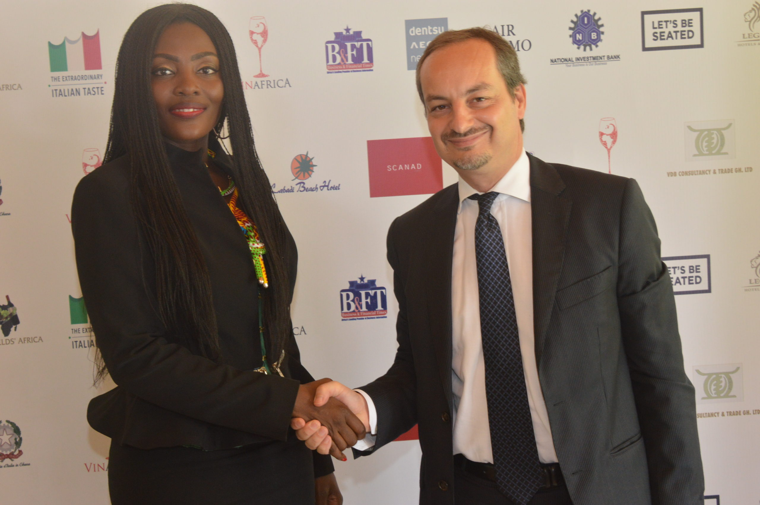 2ND VINAFRICA INTERNATIONAL WINE FESTIVAL AND TRADE SHOW PROMOTES GOOD WINE & FOOD IN WEST AFRICA