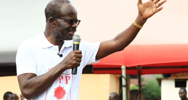 Don't mistreat us in 2020 – Nduom warns EC