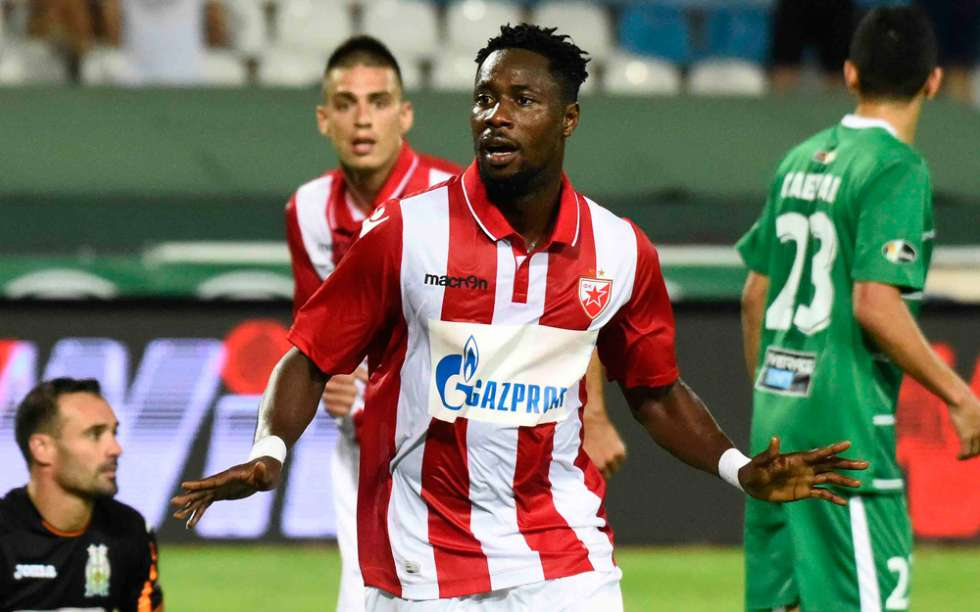 Swansea City and Crystal Palace have reportedly joined the fray to sign Ghana striker Richmond Boakye-Yiadom in January.