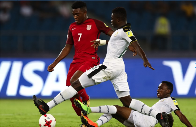 FIFA U-17 WORLD CUP- Black Starlets stumble to USA