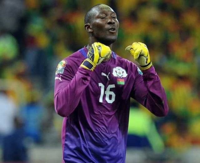 Ex Hearts and Kotoko goalkeeper Soulama Abdoulaye is dead