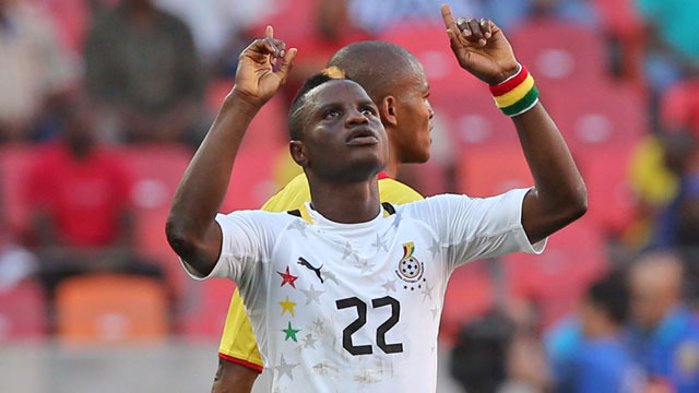 Wakaso, Waris recalled as Kwesi Appiah names Black Stars squad for Egypt clash