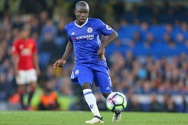 Chelsea Boss Conte Confirms N'Golo Kante 'Ready' to Return After Hamstring Lay-Off