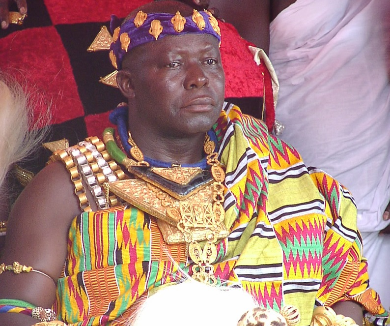 Asantehene gave me £350,000 and I took it to the bank in taxi - sacked bank official claims